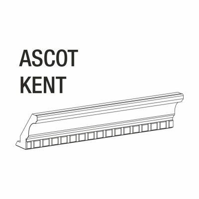 Mobilier lemn masiv - Cornișă Kent-4