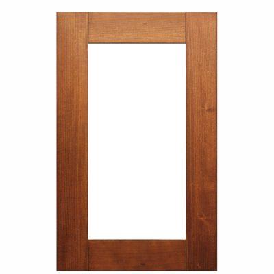 Mobilier lemn masiv - Ramă cu sticlă Capri
