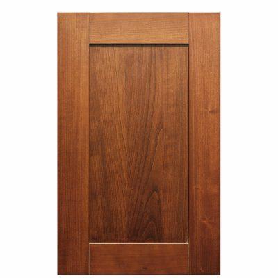 Mobilier lemn masiv - Ușă plină dreaptă Capri