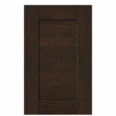 Mobilier lemn masiv - Ușă plină dreaptă Elba