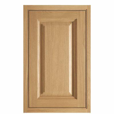 Mobilier lemn masiv - Ușă SET Kent-1