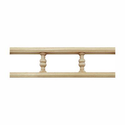 Mobilier lemn masiv - Ornament gard Nevopsite-2